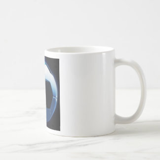 Soccer World Basic White Mug