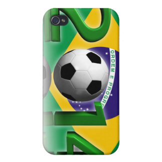 Soccer World Championship 2014 Cases For iPhone 4