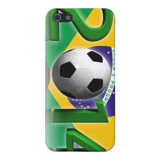 Soccer World Championship 2014 iPhone 5 Cover