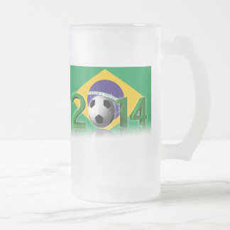 Soccer World Championship 2014 Mug