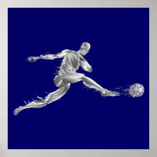 Soccer World Cup 2014 gift futebol futbol goal Posters