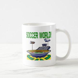 Soccer World Mugs
