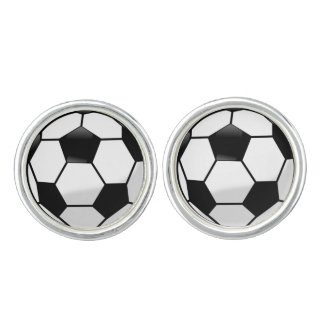 Soccerball Cufflinks