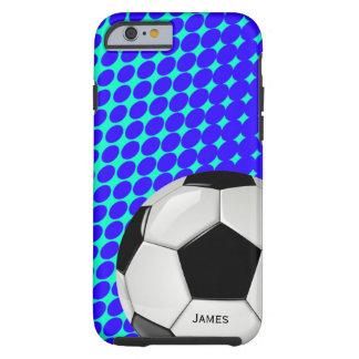 Soccerball Custom iPhone 6 case Tough iPhone 6 Case