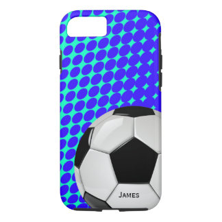 Soccerball Custom iPhone 7 case