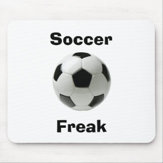 soccerball, Soccer, Freak Mouse Mat