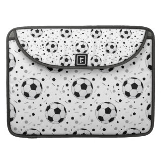 Soccerballs Sleeves For MacBook Pro