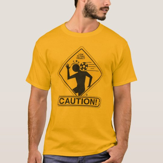 SoccerCaution1 T-Shirt