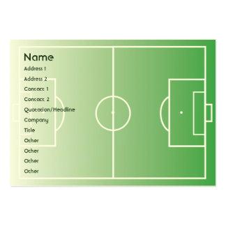 Soccerfield - Chubby Business Card
