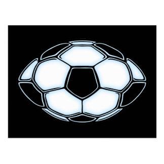 Soccerfootball Postcard