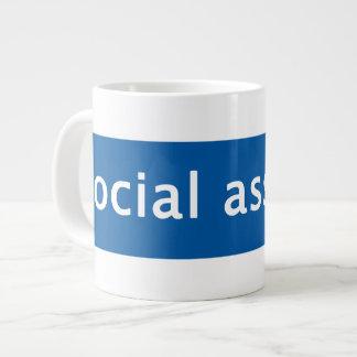 Social Assassian Jumbo Mugs