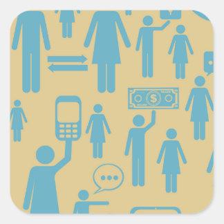Social average design