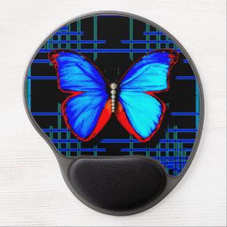 Social Butterfly Gel Mousepad Gel Mouse Mat