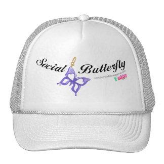 Social Butterfly Hats