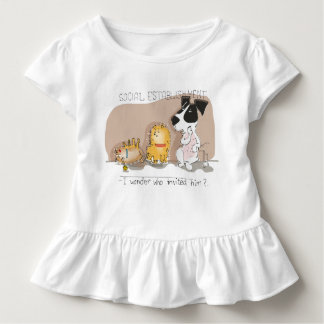 social establishment toddler T-Shirt