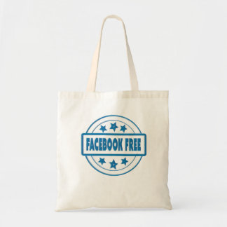 Social FB Free Your Custom Budget Tote Budget Tote Bag