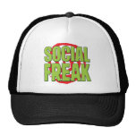 Social Freak G Mesh Hat