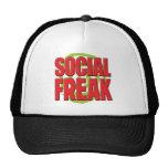 Social Freak R Mesh Hat