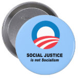 Social Justice is not socialism