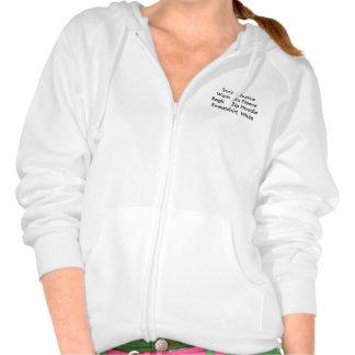 Social Justice Women s Fleece Raglan Zip Hoodie