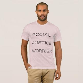 SOCIAL JUSTICE WORRIER T-Shirt