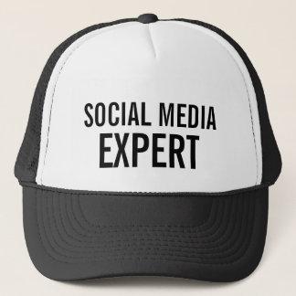 SOCIAL MEDIA EXPERT CAP