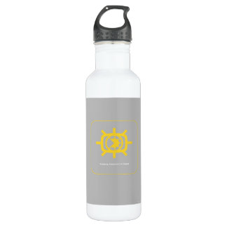 Social Media graphic 710 Ml Water Bottle