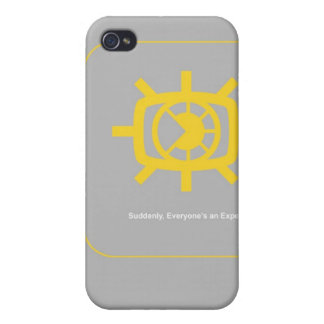 Social Media graphic Cases For iPhone 4