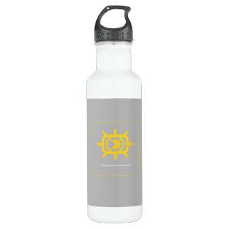 Social Media graphic 24oz Water Bottle