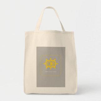 Social Media graphic Canvas Bags