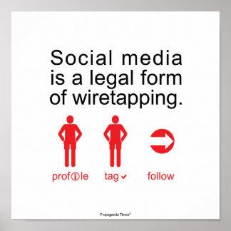 Social Media Print