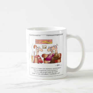 SOCIAL MEDIA, SOCIAL ME by April McCallum Coffee Mug
