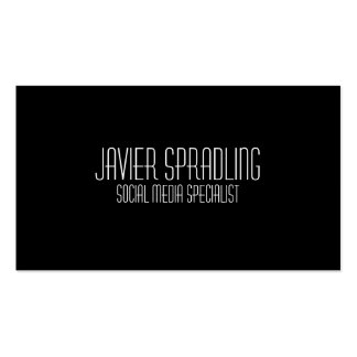 Social Media Specialist Business Cards