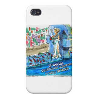 Social Network Marital Status Changed Parade Gifts iPhone 4/4S Case