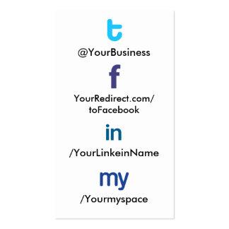Social Profile Business Card tflm 2 0 vertblankbak