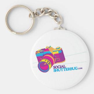 SoCIAL SHUTTERBUG key chain