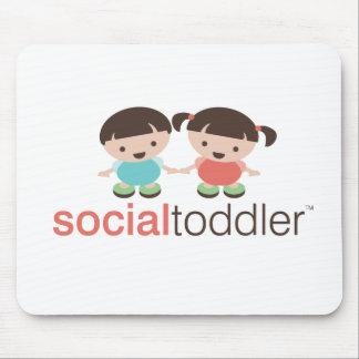 Social Toddler Mousepad