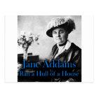 Social Work: Jane Addams Ran a Hull of a House Postcard