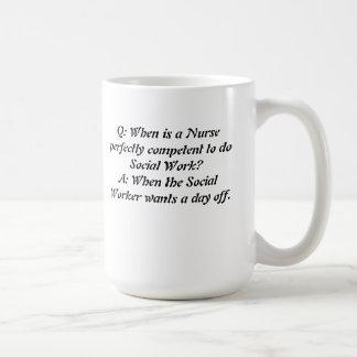 Social Work Mug XI Mugs