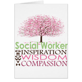 Social Worker Card