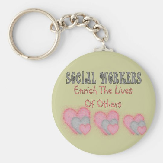 """Social Worker Gifts """"Enrich The Lives of Others"""""""