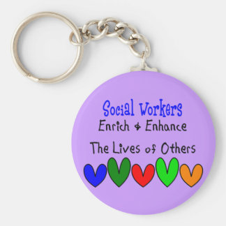 Social Worker Gifts Keychains