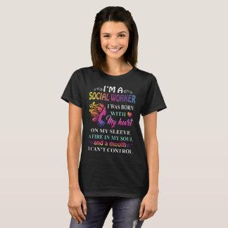 social worker, social workers, social worker gift T-Shirt