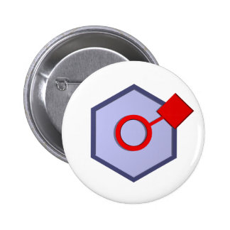 Socialiser Pinback Button