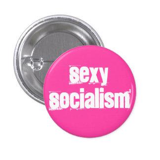 Socialism 3 Cm Round Badge