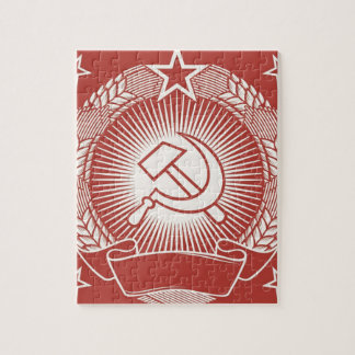 Socialism And Communism Jigsaw Puzzle