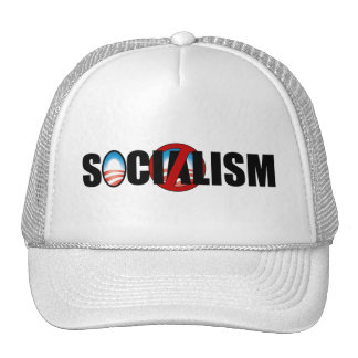 Socialism Buster Trucker Hat