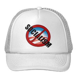 Socialism Buster Mesh Hat