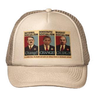 Socialism Change hat