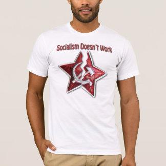 Socialism Doesn't Work Classic Design Shirt